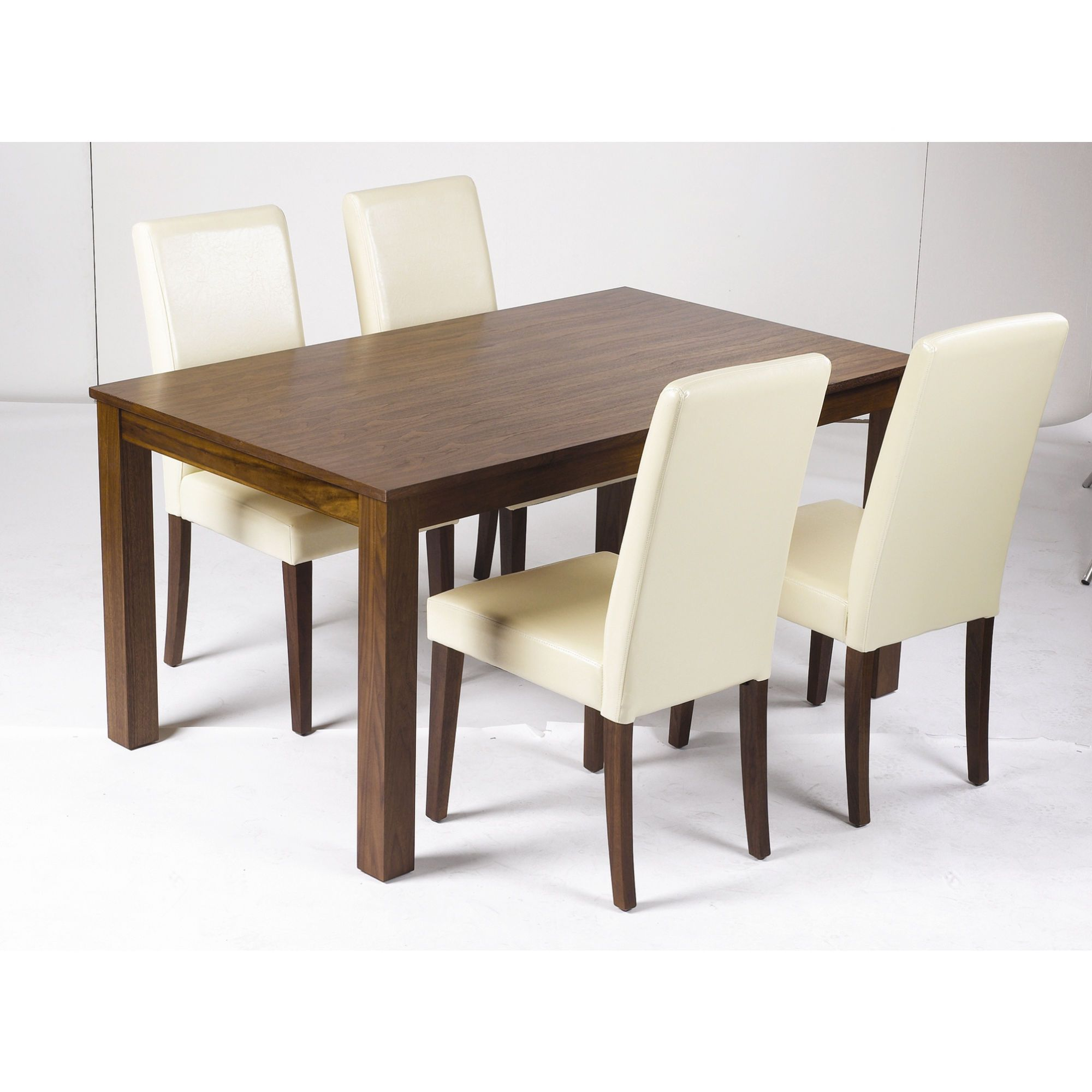 Home Zone Malvern Five Piece Dining Set at Tescos Direct