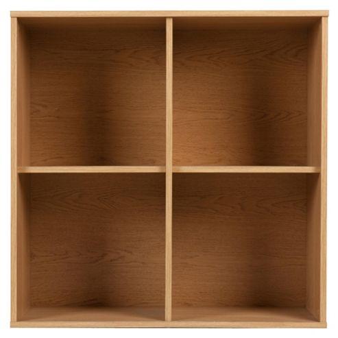 Jasper Storage Cube Oak