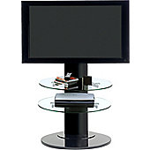 BDI VISTA 9960 Cantilever TV Stand - Black