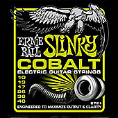Ernie Ball Cobalt Slinky Strings String Gauge-Light 10-46