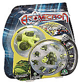 Atomicron Battle Pack - Dropshooter Arsenicus Atom General Toxin