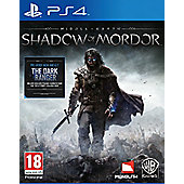 Middle Earth: Shadow of Mordor UK (PS4)