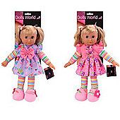 Dolls World Abi Doll