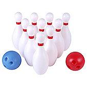 Tesco 10 Pin Bowling Set