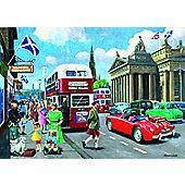 Happy Days - Edinburgh Puzzle