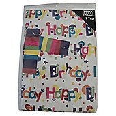 Kids Bright Happy Birthday 2 SHEET 2 TAG