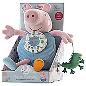 Peppa Pig Activity George Pig 25cm Soft Toy