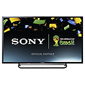 Sony KDL40R483BBU 40 Inch Full HD 1080p LED TV With Freeview HD -