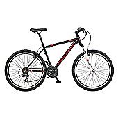 "Claud Butler Trailridge 1.2 Mens' 18"" Black All Terrain Bike"