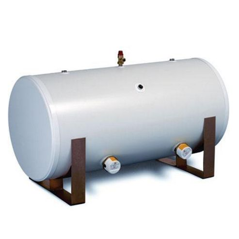 Telford Unvented Horizontal INDIRECT Stainless Steel Hot Water Cylinder 300 LITRE