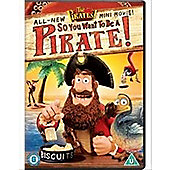 So You Want To Be A Pirate (DVD)