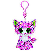 "Ty Beanie Boo Boos 3"" Key Clip - Sophie the Cat"
