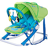 Caretero Aqua Baby Bouncer (Green)