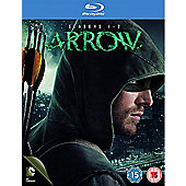 Arrow Seasons 1-2 Blu-Ray