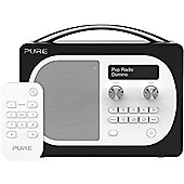 PURE EVOKE D4 BLUETOOTH DAB/FM RADIO (BLACK)