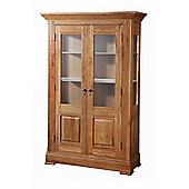 Wilkinson Furniture Normandy Display Cabinet in Lacquer