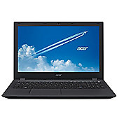 "Acer TravelMate P257 15.6"" Intel Core i3 Windows 7 Pro 4GB RAM 500GB Laptop Black"
