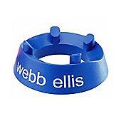 Webb Ellis Perfection Medium Kicking Tee - Blue