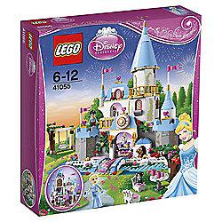 LEGO Disney Princess Cinderella's Castle Romance 41055