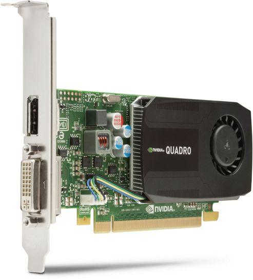 Hewlett-Packard NVIDIA Quadro K600 1 GB Graphics