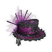 Mini Hat (Purple)