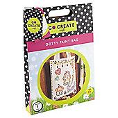 Go Create Dotty Paint Bag