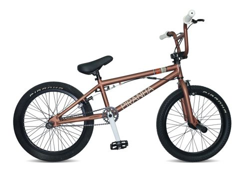 2011 Piranha P6 Freestyle Bmx, 20