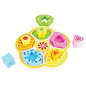 Bigjigs Toys BJ504 Flower Shape Sorter