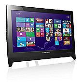 Lenovo C260 19.5-inch All-In-One Desktop, 4GB RAM, 1TB - Black