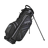 Forgan Golfdry Waterproof 14-Way Golf Stand Bag Black/Black