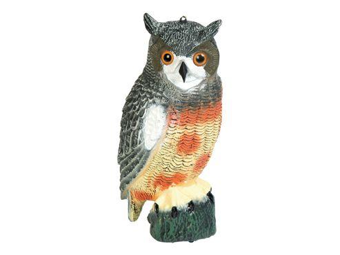 Stv Stv963 Owl Garden Ornament/Bird Deterant