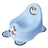 Disney Mickey Mouse Steady Potty - Blue