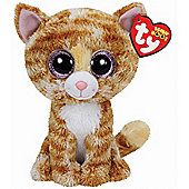 "Ty Beanie Boos - Tabitha the Cat 10"" BUDDY"