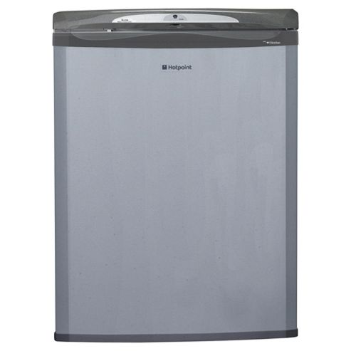 Hotpoint RLA36G146 Fridge, A+ Energy Rating, Graphite, 59.8cm
