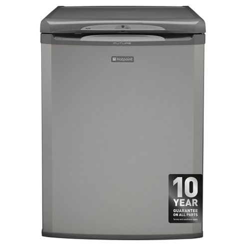 Hotpoint UndercounterFridge, RLA36G, Graphite