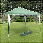 Green Alum 3x3m Gazebo