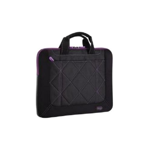 Targus 14.1 inch Laptop CaseBlack/Purple