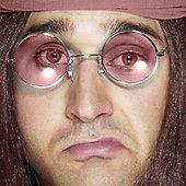 Round Glasses - Pink