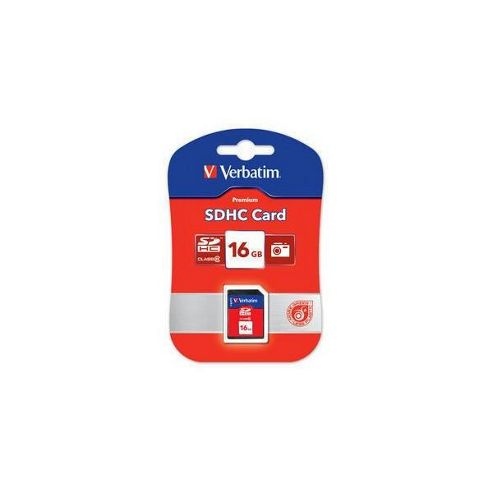 Verbatim 16GB SecureDigital SDHC