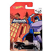 Hot Wheels Batman 75th Anniversary: Batman The Brave & The Bold Batmobile