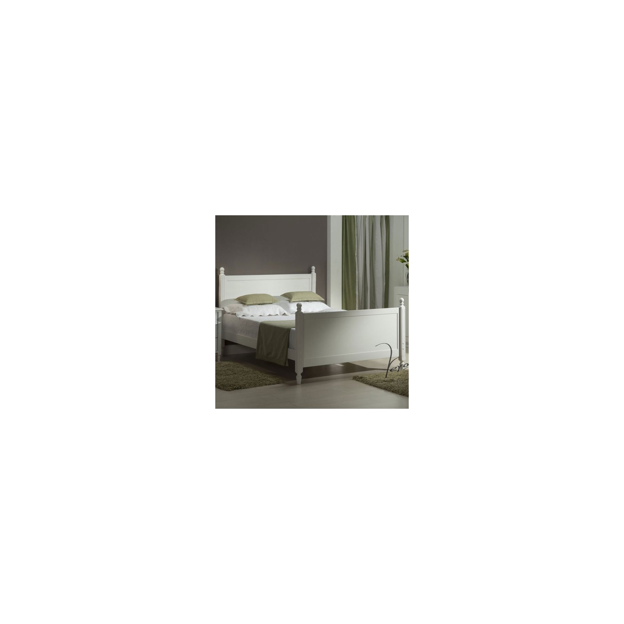 Verona Florence Bedframe - Double at Tesco Direct