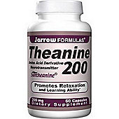 Jarrow Theanine 200Mg 60 Capsules