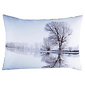 Frozen tree cushion