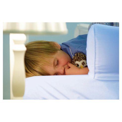 Dream Tubes Microfibre Single Bed Spare Sheet, Blue