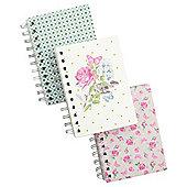 Bloom A6  Notebook Set