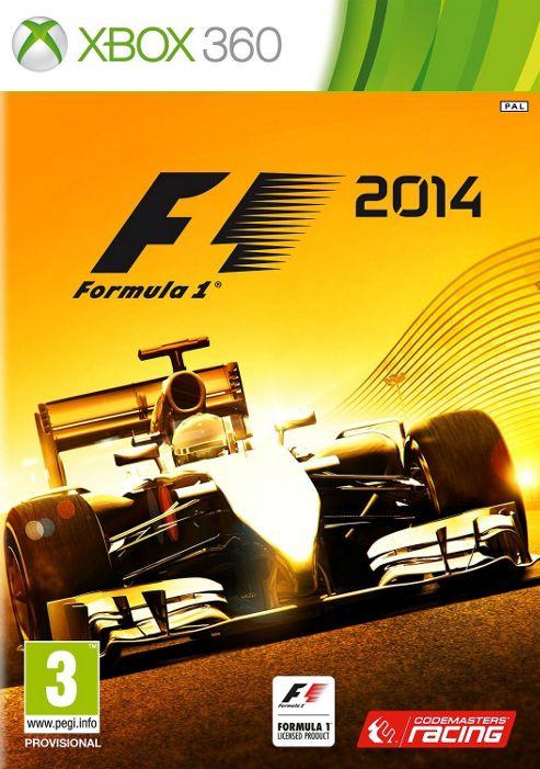 Formula 1 2014 Xbox 360