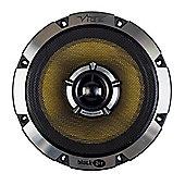 """BlackAir 6""""Coaxial Car Speakers"""