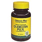 Nature's Plus Quercetin Plus 60 Tablets