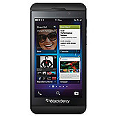 SIM Free Unlocked BlackBerry® Z10 Black