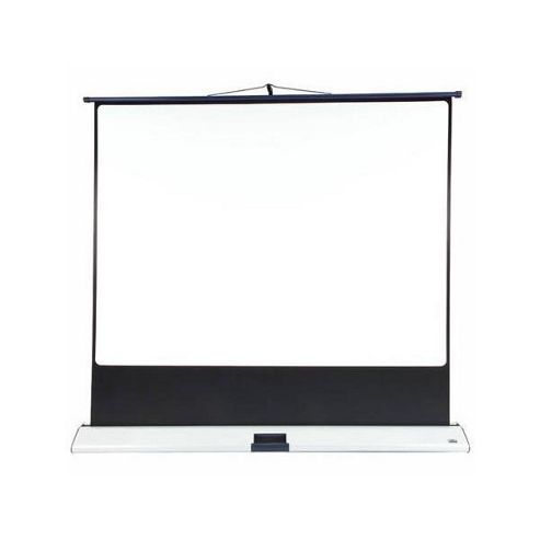 Euroscreen Movielux Portable Projection Screen, 160 x 180cm - White